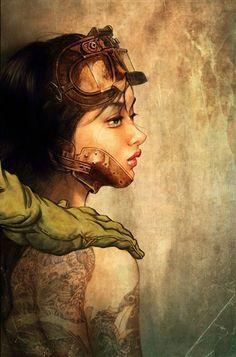 Mathilde by Hoang Nguyen