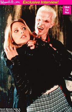 'Buffy': James Marsters Recalls Trying To Take Sarah Michelle Gellar 'Down A Peg'