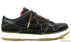 Nike Dunk Low SBTG Customs