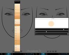 GLAMZY    {App} Glamzy: creative mobile makeup