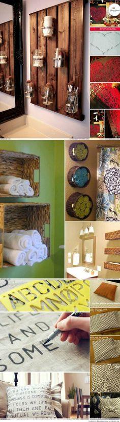Cool DIY & Crafts Ideas