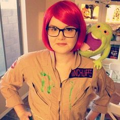 DIY with Heather's Help: Halloween Re-cap Halloween 2015, Holidays Halloween, Halloween Decorations, Halloween Party, Halloween Costumes, 80s Costume, Halloween Stuff, Halloween Ideas, Ghostbusters Birthday Party