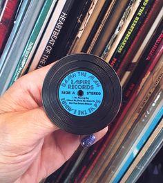 Empire Records Lapel Pin at Kill 'em with Cuteness