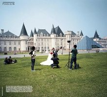 "Matthew Niederhauser photographs ""La Chine"" for GEO"
