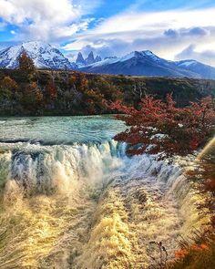 Reposting @desesperadosparaviajar: Torres del Paine, beleza de qualquer ângulo! #instatravel #travel #viagem #ferias #instatrip #trip #sony #desesperadosparaviajar #traveling #examenoinsta #viagemeturismo #beautifuldestinations #jj #chile #torresdelpaine #nature