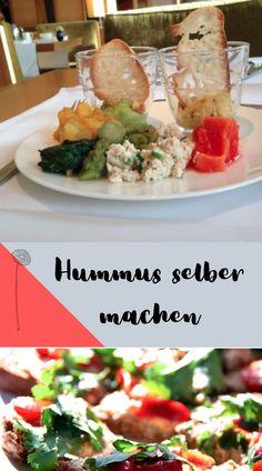 Hummus Rezept einfach und schnell - Hummus selbst machen und als Dip oder Brotbelage genießen. Dip, Tacos, Mexican, Ethnic Recipes, Food, Humus Recipe, Vegan Cheese Sauce, Tasty Vegetarian Recipes, Kid Cooking