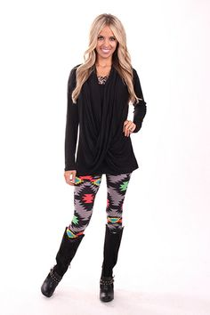 Lime Lush Boutique - Neon Aztec Leggings, $34.99 (http://www.limelush.com/neon-aztec-leggings/)