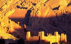 awesome Picture Of Kasbah Ruins