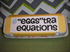 Eggstra Equations Fr