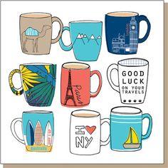I love mugs.