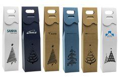 Opakowanie świąteczne na butelkę W1 | PanKoszyk. EKO koszyk prezentowy. Branding, Bb, Logo, Twitter, Brand Management, Logos, Identity Branding, Environmental Print