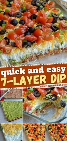 Appetizers For A Crowd, Appetizer Dips, Food For A Crowd, Mexican Food Recipes, Snack Recipes, Cooking Recipes, Easy Dip Recipes, Mexican Party Foods, Recipes For Appetizers