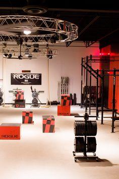 The New Era Of Gym Design - Crossfit Box www.fitnesscenter... #conceptclub…