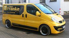 Liquid gold Renault trafic