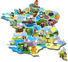 RECOINS DE FRANCE est une invitation à la découverte des recettes et spécialités régionales de la cuisine française. Venez découvrir les 308 recettes régionales et consulter les 854 avis déposés sur Recoins de France.