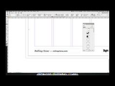 InDesign: Automatic Page Numbering - YouTube