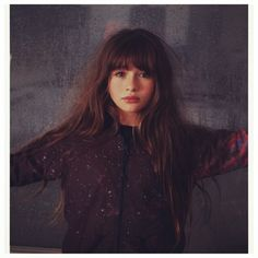 Actress Malina Weissman shooted by Lee Clower Photography