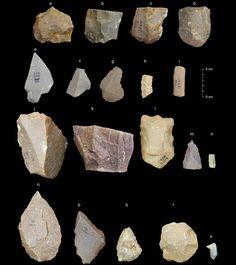 In Indien gefundene Steinartefakte mit einem Alter von mindestens 250.000 Jahren stellen die frühe Menschheitsgeschichte ein weiteres Mal in Frage.