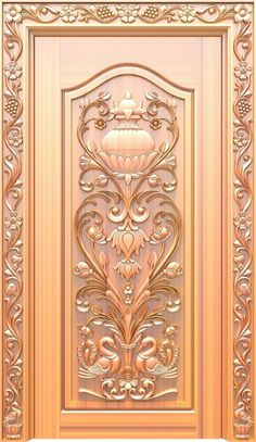 Can you imagine a house without doors? No matter how large or small a house is, well-made door design is essential to complete the structure. Door Design Images, Home Door Design, Pooja Room Door Design, Door Design Interior, House Main Door Design, Wooden Front Door Design, Wooden Front Doors, Modern Wooden Doors, Single Main Door Designs