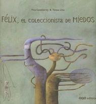 Félix, el coleccionista de miedos Los libros sobre miedos constituyen un género definido dentro de la vertiente más pragmática de la literatura infantil. Parten del principio de que el pequeño lector puede identificarse tanto con el protagonista como con la situación vivida por él. - See more at: http://www.canallector.com/10856/F%C3%A9lix,_el_coleccionista_de_miedos#sthash.3PdCkjXN.dpuf