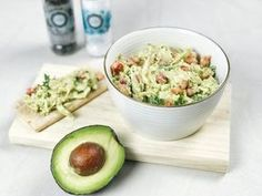 avocado-kipsalade