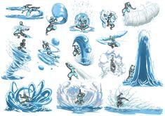 Fantasy Character Design, Character Art, Magic Design, Avatar The Last Airbender Art, Drawing Expressions, Weapon Concept Art, Art Poses, Cool Art Drawings, Magic Art