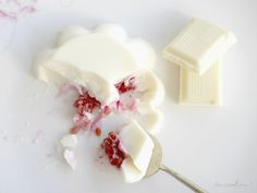 Entremet léger chocolat blanc framboise – You Cook Me