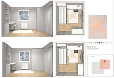 With just a simple measured plan of your room/space, we will provide a 3D plan of how best you can maximise your space and meet your needs. It's free of charge and provides a much better vision of your project. http://wu.to/FrUmiG