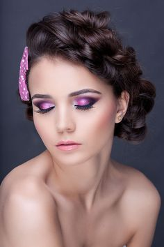 Make-up by Beatrix Madi Make-up artist