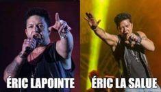 Les 10 Meilleures Images De Eric Lapointe Chanteur Chanteur Quebecois Actrice