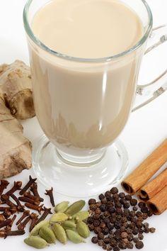 Chai tea kefir