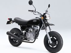 Honda has unveiled the latest version of Ape model for 2014 year. This Allround model has only 3.6 horsepower and 3 cc, but is durable. Design of 2014 Honda Ape 50 New Ape 50 is made of high quality materials, which provides durability while driving. There were a lot of changes compared to last year's