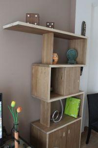 Madera Maciza – JCea Shelves, Home Decor, Solid Wood, Bookshelf Design, Solid Oak, Shelving, Decoration Home, Room Decor, Shelving Units