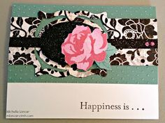 CTMH: Floral happiness