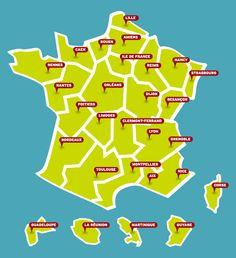 BLOG DE FRANCÉS DE LA E.S.O. (A1): Les grandes villes françaises