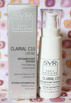 Clairial C10: o melhor clareador da pele que já usei. Para você que tem melasma, pode ser uma ótima opção.
