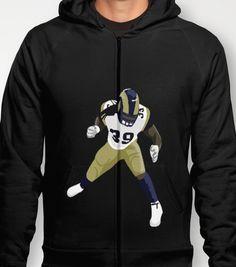 Power Hoody by IllSports - $38.00  Steven Jackson  St. Louis Rams