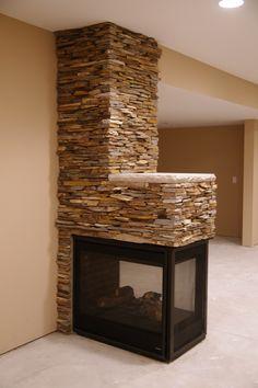 Fireplace On Pinterest Fireplaces Mantels And Quartz Tiles