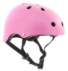 SFR Essentials Helmet – Matte 8 Colours - Surf' in Monkeys School & Shop Skateboard Helmet, Bicycle Helmet, Pink Helmet, Sports Helmet, Head Injury, Inline Skating, School Shopping, Roller Skating, Products