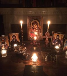 The first, very rough, pictures of the icons for our iconostasis from BlessedMart. These pictures don't do them justice. They are absolutely stunning. The quality and the workmanship are incredible. We couldn't be
