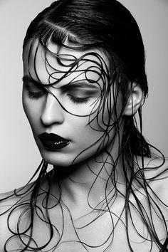 Model: Mariya MezPhoto: Viktoria StutzRetouch: Victor WagnerHair, Make up & Nails : Chris Schild