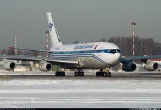 Alant-Soyuz Airlines (Russia) Ilyushin IL-86