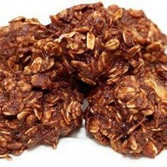 Skinny Monkey Cookies - Love these..i tweak them, add chunky pb instead, cocoa nibs and mashed dates. SO YUMMY