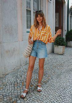 01ac2581a 11 melhores imagens da pasta camisas amarelas | Womens fashion ...