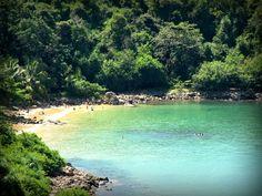 Jungle Beach between Galle Fort and Unavatuna Beach, Sri Lanka