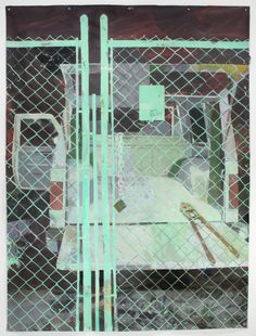 Matt Bollinger, Paintings.Absolutely loving the work of Brooklyn...