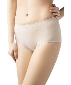 dfc8b2c2ce Womens Shapewear Compression Underwear Briefs Panty Rear and Bottom Body  Shaper - Nude - CW12J0ELLPB