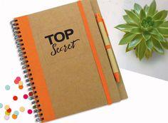 Bucheditionen Obere geheime Journal Bucheditionen von LooveMyArt