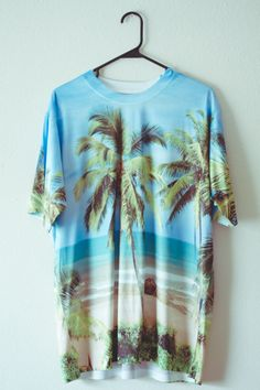 T-Shirt // Palmtree