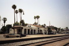 pasadena+train+station | ... waiting room just after it closed as the Santa Fe/Amtrak Station